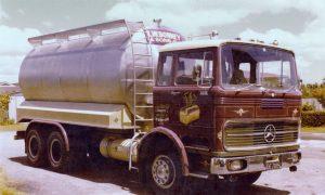 1966 Mercedes 1418